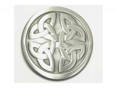 Original Great American Buckle, celtic knot design