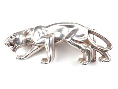 Gürtelschnalle Puma