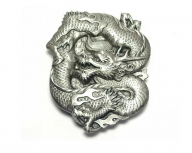 Chinese dragon buckle, original Bergamot