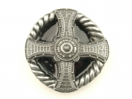 Large Pagan medieval style buckle