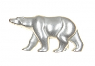 Polar bear buckle