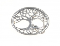 Belt buckle tree of life, orig. St. Justin from England