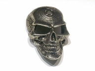 Skull belt buckle Alchemy