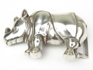 Rhinoceros buckle