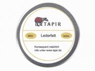 Lederfett Tapir 30 ml Dose